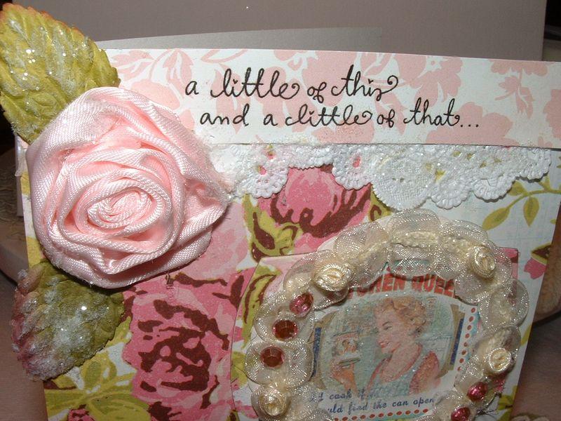 Flower card 005